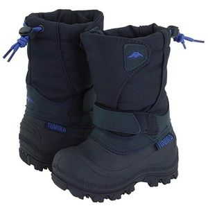 Toddler Boys Tundra Snow Boots Size 11 W.
